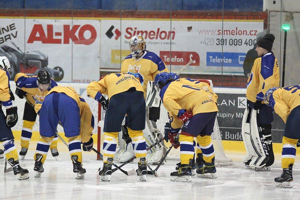 Hokejisté IHC Písek - ilustrační foto.