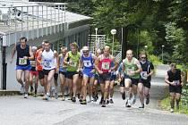 Před několika dny se uskutečnila Velká cena Zadova v běhu do vrchu a zároveň kvalifikace na mistrovství Evropy v běhu do vrchu. V závodě startoval také Radek Valíček z Atletiky Písek (na archivním snímku vlevo), který obsadil patnácté místo.