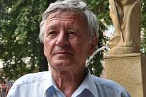 Památkář Jiří Hladký.