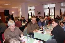 Zástupci kraje přijeli za starosty z Písecka.