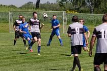 FK SDH Vráž – TJ ZD Kovářov B 2:5 (2:3).