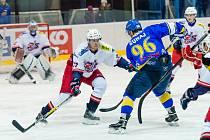 IHC Písek - HC David Servis České Budějovice.