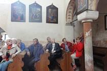 Kostely a další památky na Písecku.
