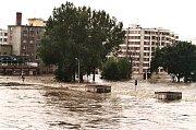 Povodně 2002 na Písecku.