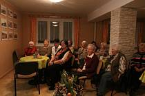 Vánoční setkání Protivínského vlastivědného klubu.