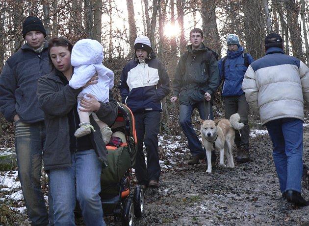 Silvestrovský pochod na Mehelník bude i letos