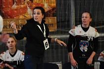 Písecké házenkářky v dalším kole MOL ligy podlehly Zlínu rozdílem deseti branek.