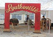 Neobyčejný festival loutkových divadel v Písku.