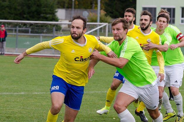 TJ Sokol Čížová - FC Písek 2:1 (1:0) Pen: 4:2
