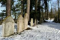 Židovský hřbitov patří k jedné z mnoha historických památek jihočeského Milevska.