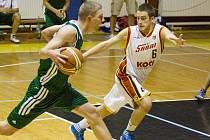 Basketbalisté Sokola Písek hrají o víkendu důležitá utkání.