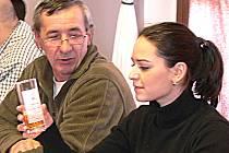 Mezi degustátory byla rovněž Gabriela Hodečková z Pivovaru Kout na Šumavě.