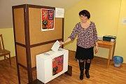 Volby v Mišovicích.