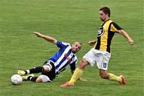 TJ Blatná - FC ZVVZ Milevsko 1:1 (0:0).