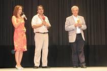 Slavnostní zakončení festivalu se konalo v pátek v Portyči.