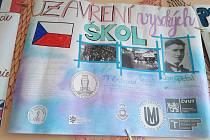 Projektový den na ZŠ E. Beneše v Písku.