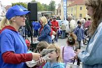 Den s Deníkem v Protivíně, 4. května 2007.