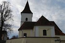 Kostel sv. Patra a Pavla v Pohoří.