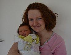 Vanesa Kadlecová z Maletic. Lucii a Janu Kadlecovým se dcera narodila 14. 3. 2018 ve 20.18 hodin, vážila 3550 g a měřila 49 cm. Doma ji čekala sestřička Kristýna (7).