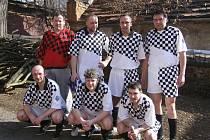 Mužstvo Veselá Bída je v tabulce okresní soutěže - skupiny B ve futsalu-FIFA na sedmém místě.