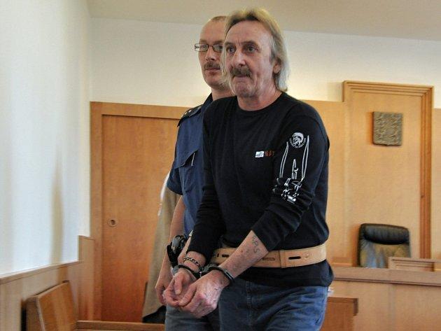 54letý Emil Bako z Písku.