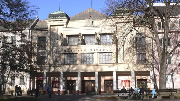 Divadlo Fráni Šrámka v Písku je v současné době v rekonstrukci.