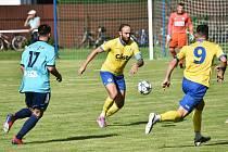 SK Otava Katovice – FC Písek 5:3 (2:0).