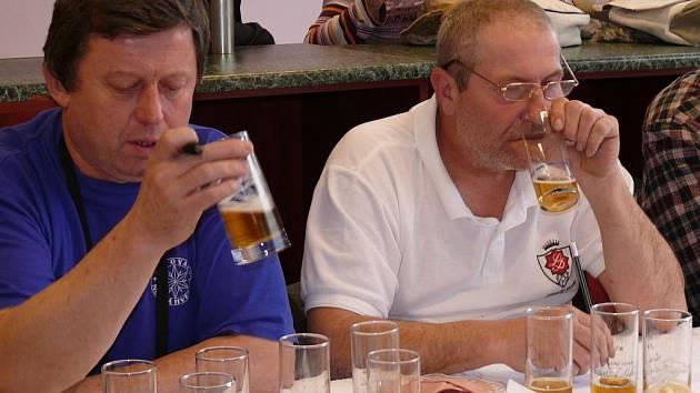 Pivo ze Pivovarského dvora Zvíkov v Táboře chutnalo. Ilustrační foto