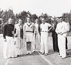 Historie tenisu v Milevsku.
