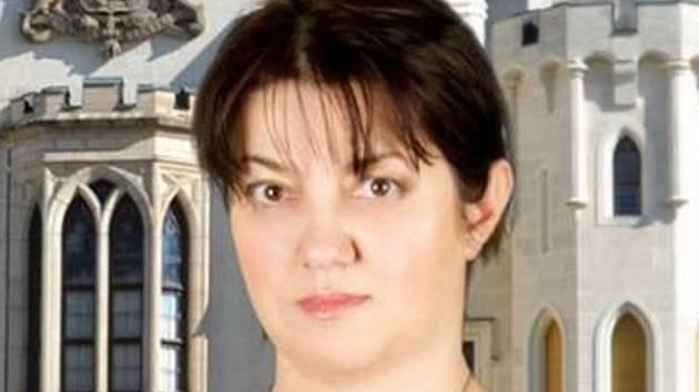 Jana Körnerová Vokrojová.