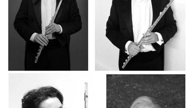 Flute Quartissimo.