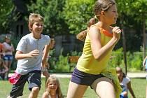 Plzeňské církevní gymnázium pořádá tento týden opět Summercamp, kterého se letos účastní rekordní počet lidí – 210.
