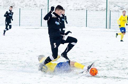 FC Písek - FK Viktoria Plzeň jun. 3:2 (1:0)