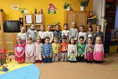 11. mateřská škola v Písku - 2. třída.
