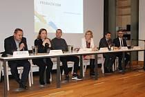 Veřejné slyšení na téma chystaného probačního domu v Písku.