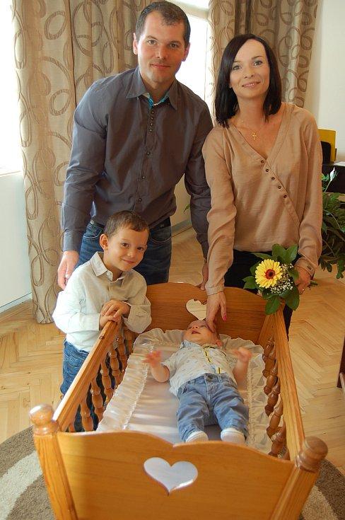 Vítání občánků v Sepekově.