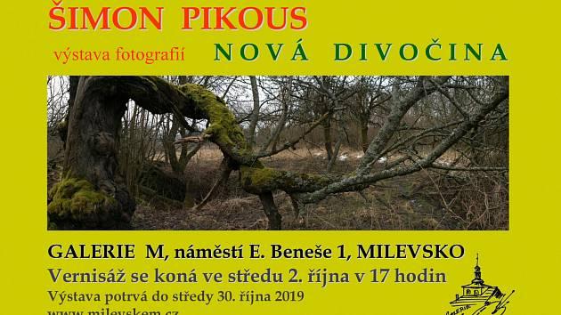 Šimon Pikous představuje fotografie