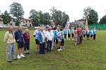 Sportovní oslavy v Mirovicích.