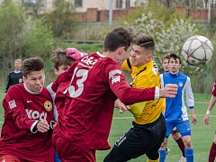 Fotbalisté FC Písek U19 sahali po překvapení proti Liberci.