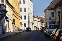 Chelčického ulice v Písku.