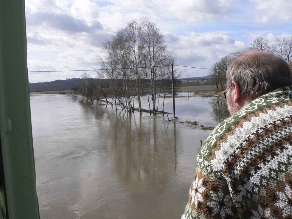 Povodně 2002 v Putimi