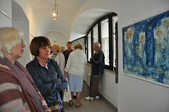 Výstava Michaela Štojdla.