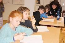 Workshop pro děti ve Sladovně.
