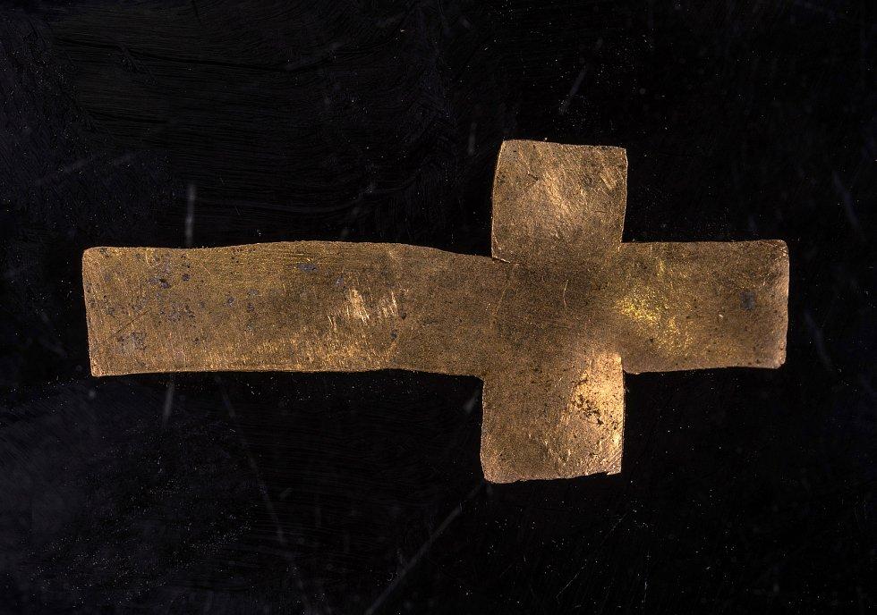 Milevsko hlásí velkolepý objev. V kostele se našel hřeb z Kristova kříže.
