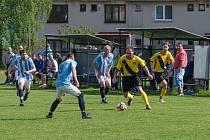 TJ Sokol Záhoří – FK IPD service Kestřany 0:4 (0:1).