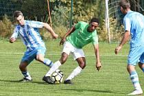 TJ Sokol Čížová – FK Hvězda Cheb 2:1 (1:1).