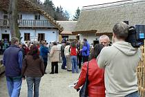 PRVNÍ SKANZEN PRÁCHEŇSKA: Středověký mlýn v Hoslovicích na Strakonicku otevřen od 5. dubna.