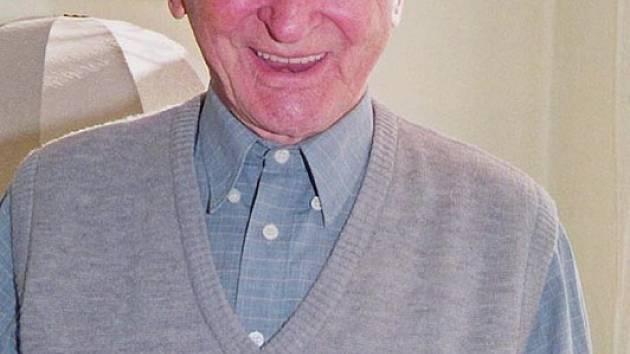 Josef Bláha oslavil krásné 95. narozeniny.