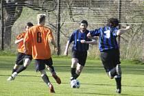 Okresní fotbalové soutěže pokračovaly o víkendu dalšími zápasy podzimní sezony.