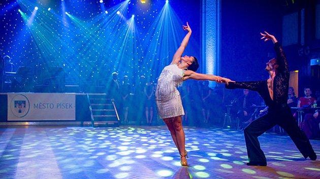 Reprezentační ples města Písku. Ilustrační foto